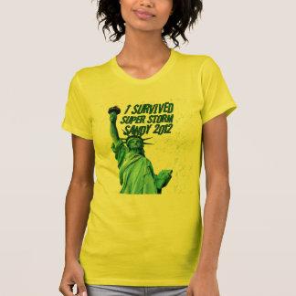 I survived storm Sandy,2012_ T-Shirt
