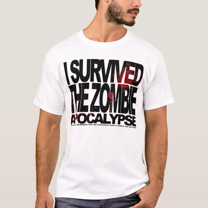 i survived t shirt zazzle