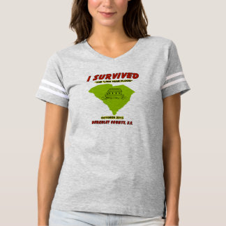 """I Survived the 1,000 Year Flood"" T-Shirt"