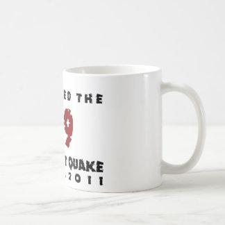 I survived the 2011 East Coast Quake Coffee Mug