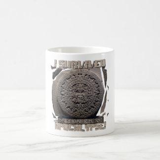 I SURVIVED The 2012 Apocalypse Coffee Mug