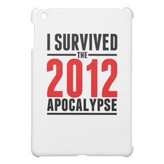I Survived the 2012 Apocalypse! iPad Mini Case