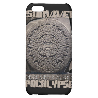 I SURVIVED The 2012 Apocalypse iPhone 5C Case