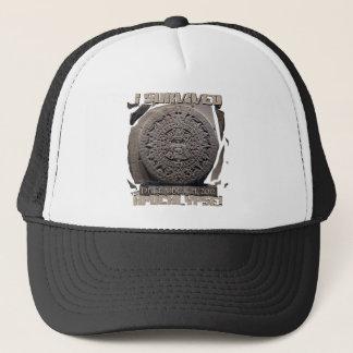 I SURVIVED The 2012 Apocalypse Trucker Hat