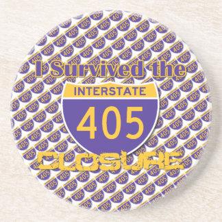 I Survived the 405 Closure Coaster