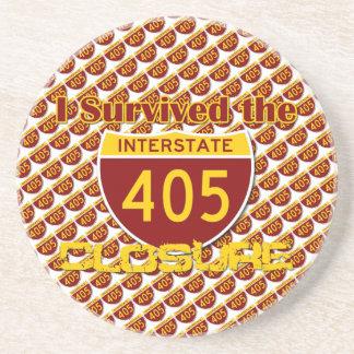 I Survived the 405 Closure Coasters