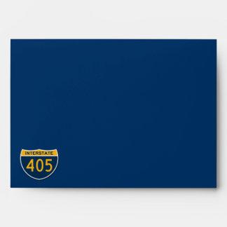 I Survived the 405 Closure Envelope