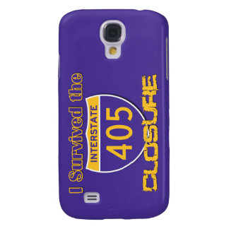 I Survived the 405 Closure Galaxy S4 Covers