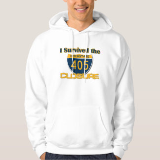 I Survived the 405 Closure Hoodie