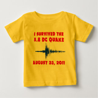 I Survived the 5.8 DC Quake! Tshirts and Gifts