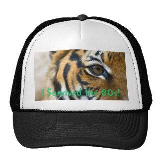 I Survived the 80s! Trucker Hat