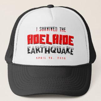 I Survived the Adelaide Earthquake Cap