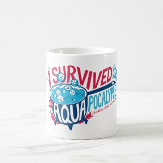I Survived the Aquapocalypse Classic White Coffee Mug
