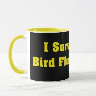 I Survived The Bird Flu Pandemic Mug