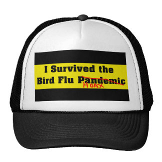 I Survived The Bird Flu Pandemic Trucker Hat