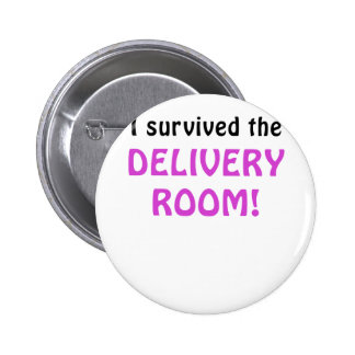 I Survived the Delivery Room Pin