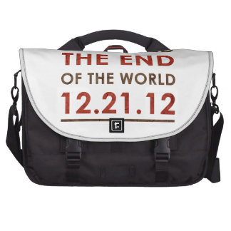 I Survived the end of the World 12 21 12 Commuter Bag