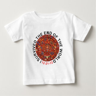 I Survived the End of the World 12-21-12 T Shirts