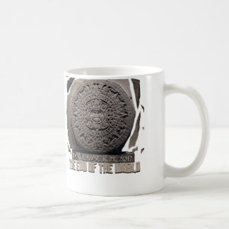 I SURVIVED THE END OF THE WORLD 2012 CLASSIC WHITE COFFEE MUG