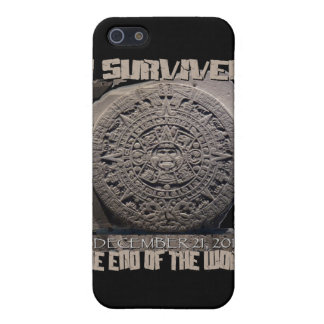 I SURVIVED THE END OF THE WORLD 2012 COVERS FOR iPhone 5