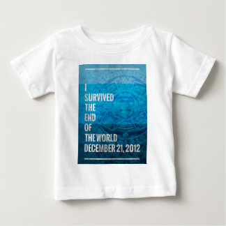 I Survived The End of The World Baby T-Shirt