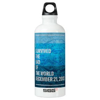 I Survived The End of The World SIGG Traveler 0.6L Water Bottle