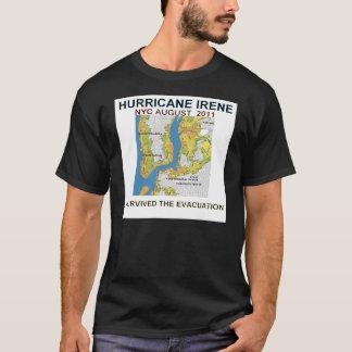 I Survived the Evacuation Hurricane Irene 2011 NYC T-Shirt