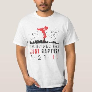 I Survived The False Rapture T Shirt