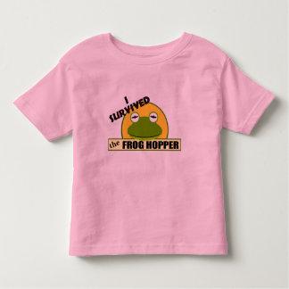I Survived The Frog Hopper T-shirt