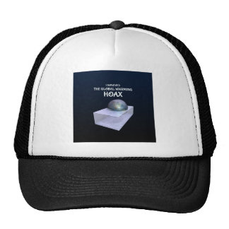I Survived The Global Warming Hoax Trucker Hat