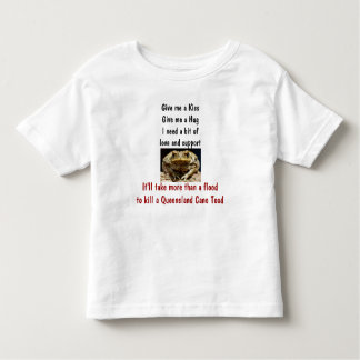 I Survived the Great Queensland Floods of 2011 - T Toddler T-shirt