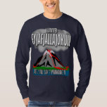 I Survived The Iceland Volcano T Shirts