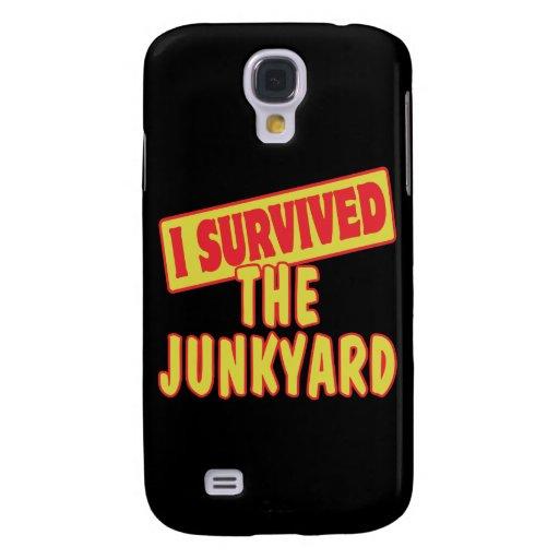 I SURVIVED THE JUNKYARD SAMSUNG GALAXY S4 CASE