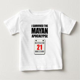 I Survived The Mayan Apocalypse 2012 (calendar) Shirt