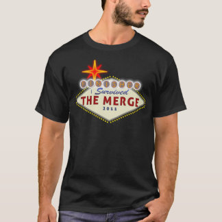 I Survived The Merge T-Shirt