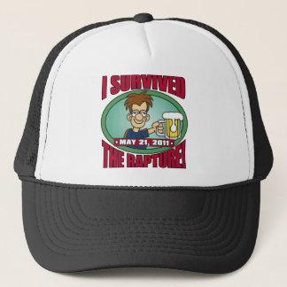 I Survived the Rapture 2011 Trucker Hat