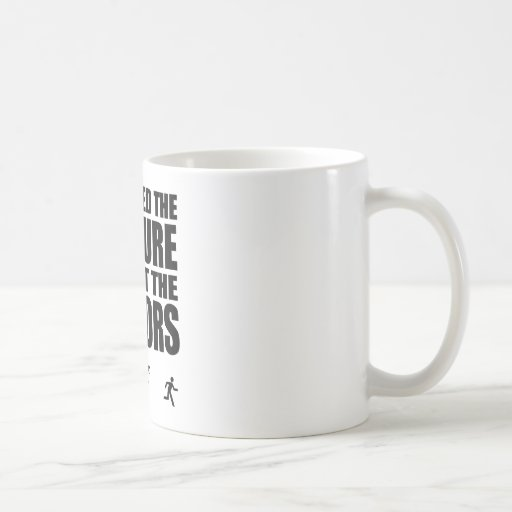 I Survived The Rapture, But Not The Raptors Coffee Mug