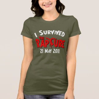 I Survived The Rapture T-Shirt