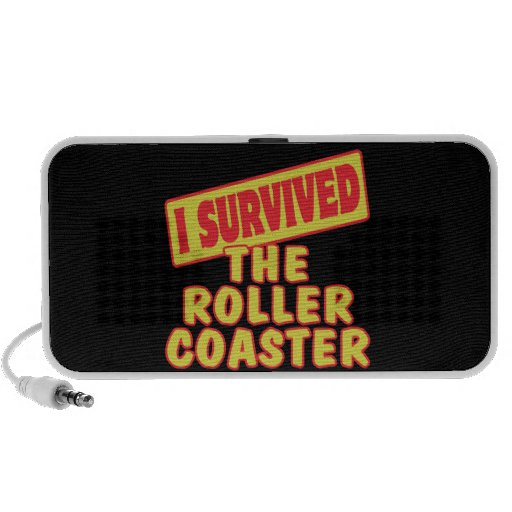 I SURVIVED THE ROLLER COASTER MINI SPEAKERS