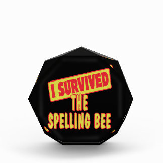 I SURVIVED THE SPELLING BEE AWARDS