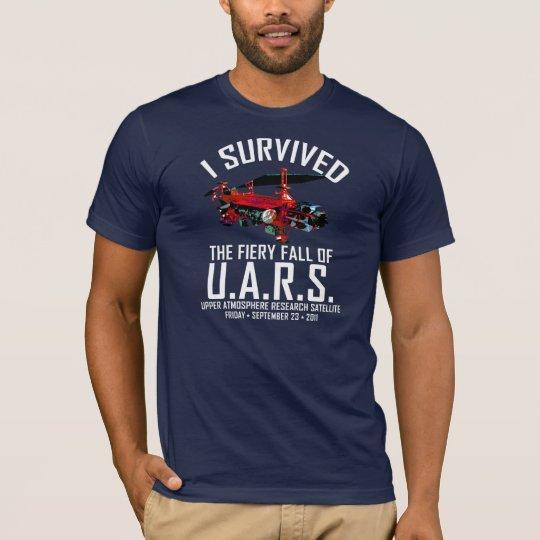 I Survived The UARS Satellite 09/23 T-Shirt