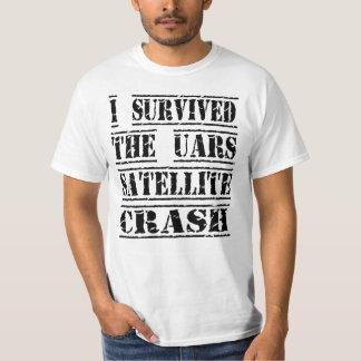 I Survived The UARS Satellite Crash T-Shirt