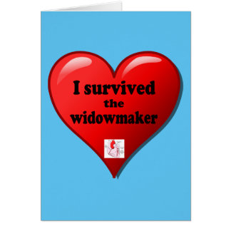 I Survived the Widowmaker Card