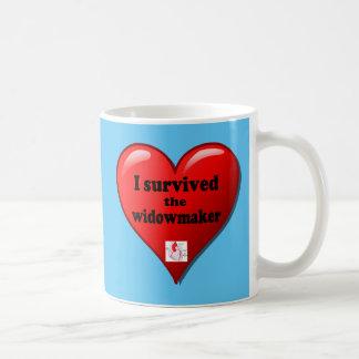 I Survived the Widowmaker Coffee Mug