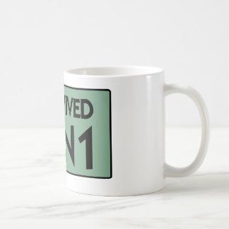 I Survived to H1N1 Coffee Mug