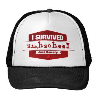 I Survived Trucker Hat
