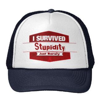 I Survived Trucker Hats