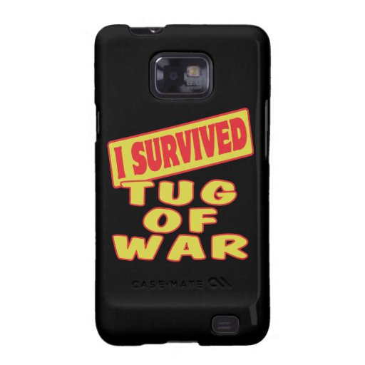 I SURVIVED TUG OF WAR SAMSUNG GALAXY COVERS