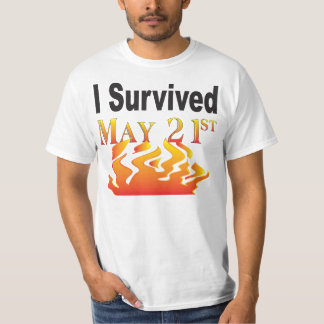 I survivied 5-21 T-Shirt
