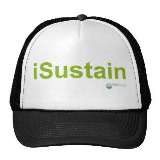 i Sustain Trucker Hat